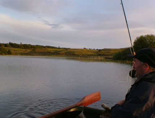 Fishing on Islay