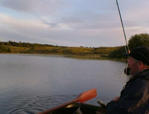 Fishing on Islay
