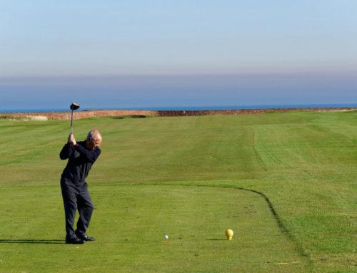 Golfing on Islay