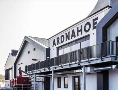 Ardnahoe Distillery opens its doors