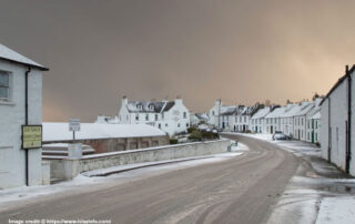 islay info winter