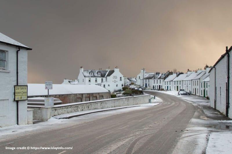 islay info winter