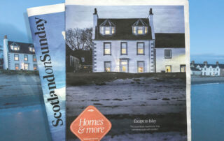 Scotland on sunday homes and more Leodamais